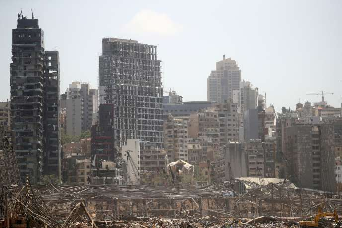 Four months after the explosion in Beirut, a country at a standstill