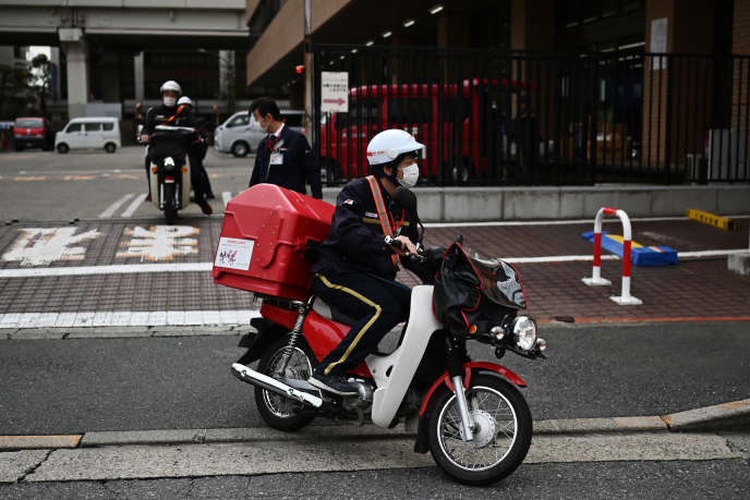 Japan Post to give up Saturday mail delivery