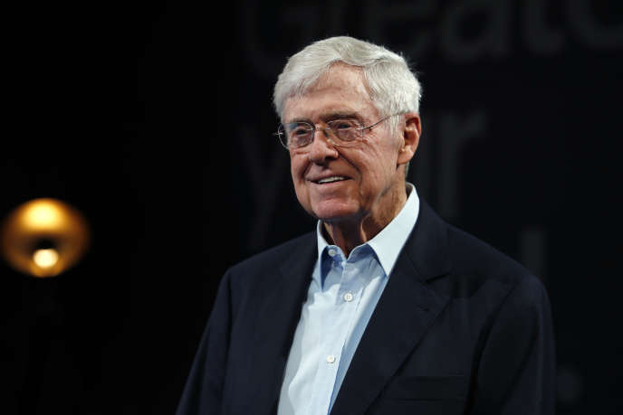 The contrition of Charles Koch, godfather of the American right