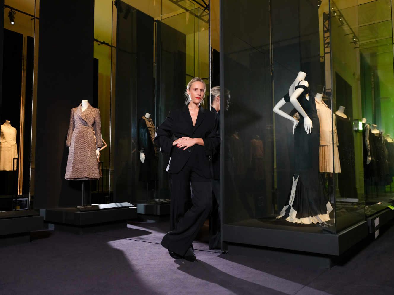 Miren Arzalluz : « S'habiller, c'est une manière de tenir »