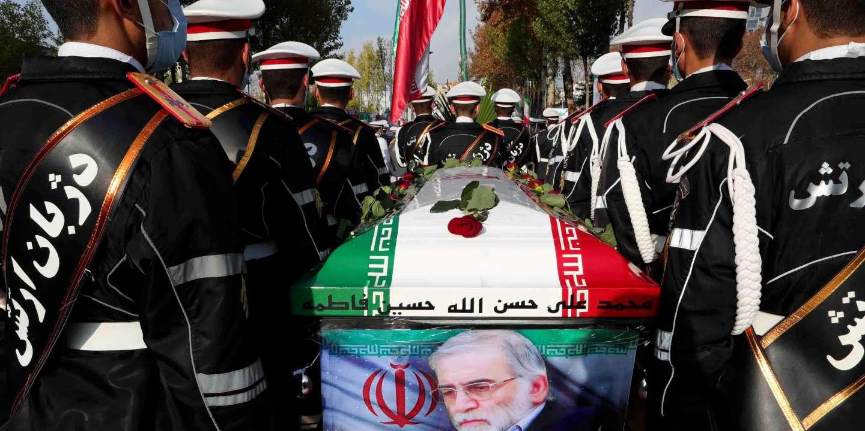 L'Iran enterre Mohsen Fakhrizadeh, architecte de son programme nucléaire