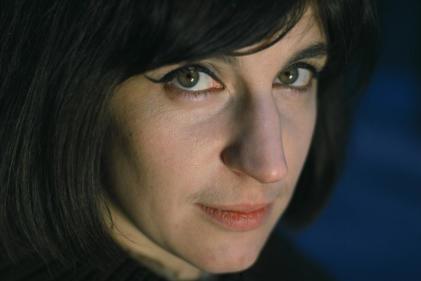 Anne Sylvestre, en février 1963, en France.