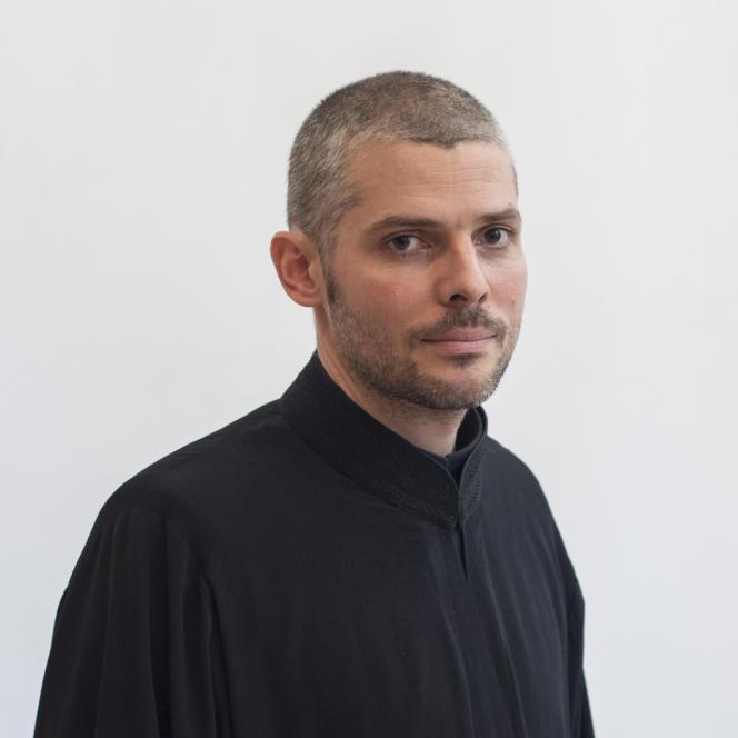 François Espereta été ordonné diacre en2018.