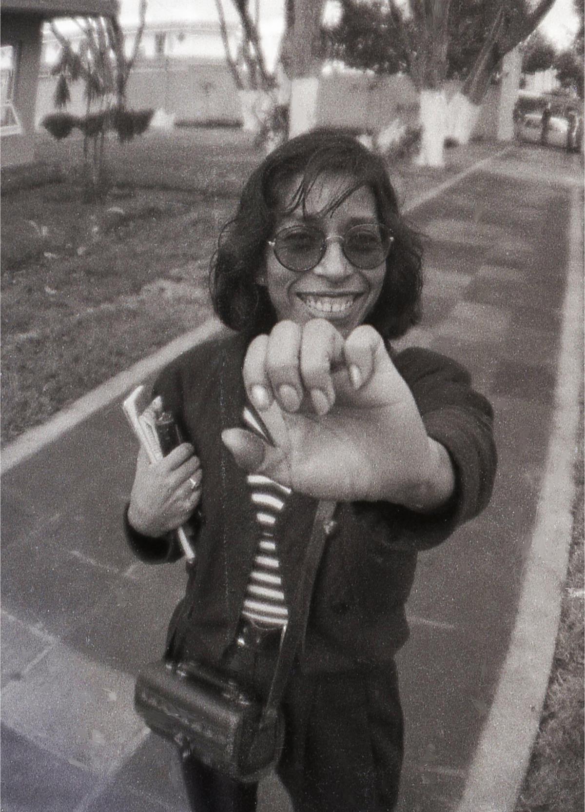 Photo non datée de la journaliste Regina Martinez,assassinée à Xalapa, la capitale de l'Etat duVeracruz, au Mexique.