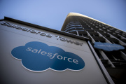La tour de Salesforce à San Francisco, le 1er decembre 2020.