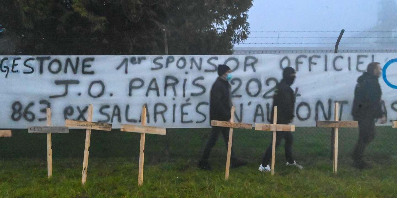 La France frappée par la vague des licenciements