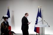 Le premier ministre, Jean Castex, à Paris, le 3décembre.