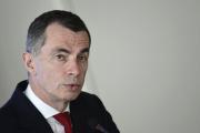 Jean-Pierre Mustier, administrateur délégué de la banque italienne Unicredit, le 8 février 2018, à Milan.