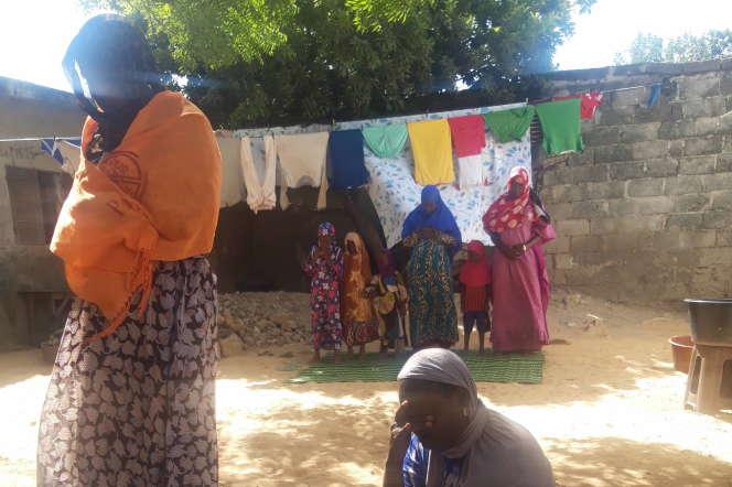 A Thiaroye-sur-Mer, en banlieue de Dakar, en novembre 2020.