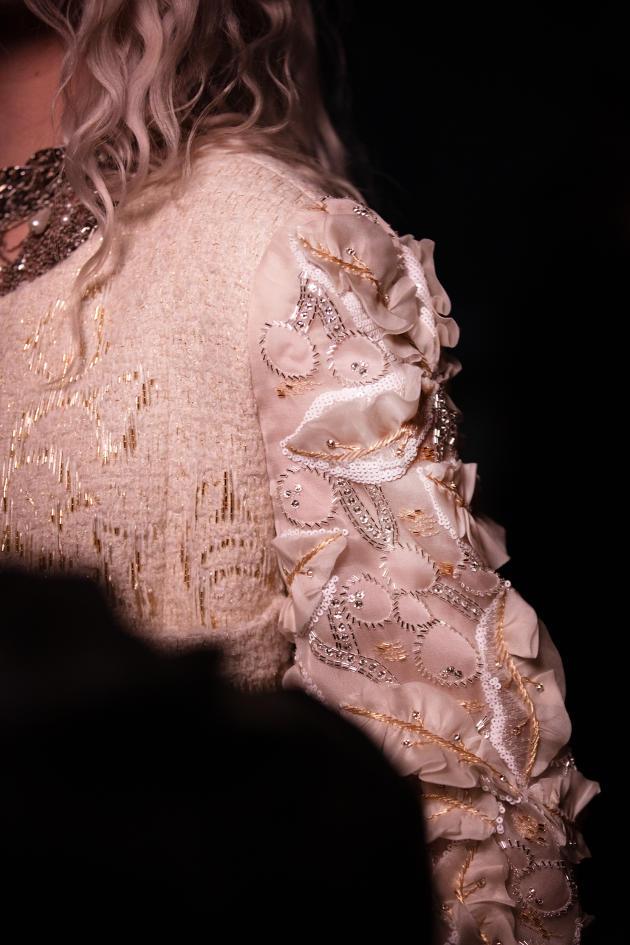 Chanel, collection métiers d'art 2020-2021.