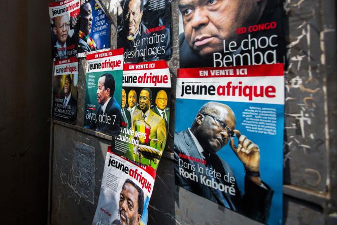 Leplan de sauvegarde de l'emploi à« Jeune Afrique» pose problème aux élus du personnel :aucun doute sur l'identité des salariés appelés à quitter le journal et trop peu de possibilités de reclassements.