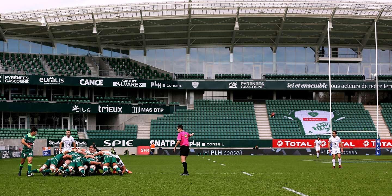 Huis clos dans les stades : football et rugby, les grands gagnants du fonds de compensation