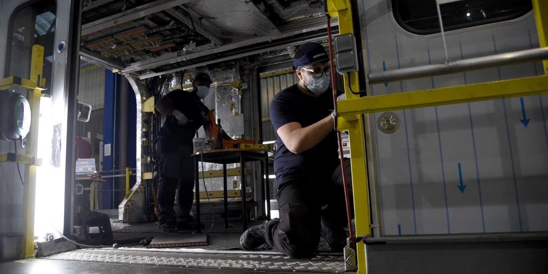Bombardier investit dans son usine de Crespin et annonce la création de 400 CDI