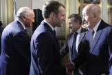 Emmanuel Macron, un président aux accents giscardiens