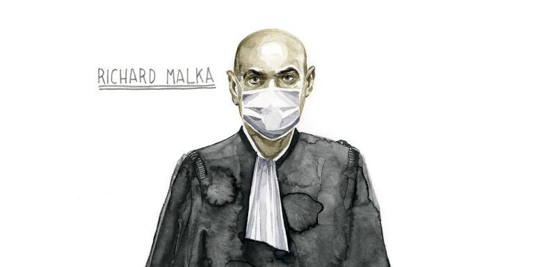 Richard Malka procès Charlie Hebdo