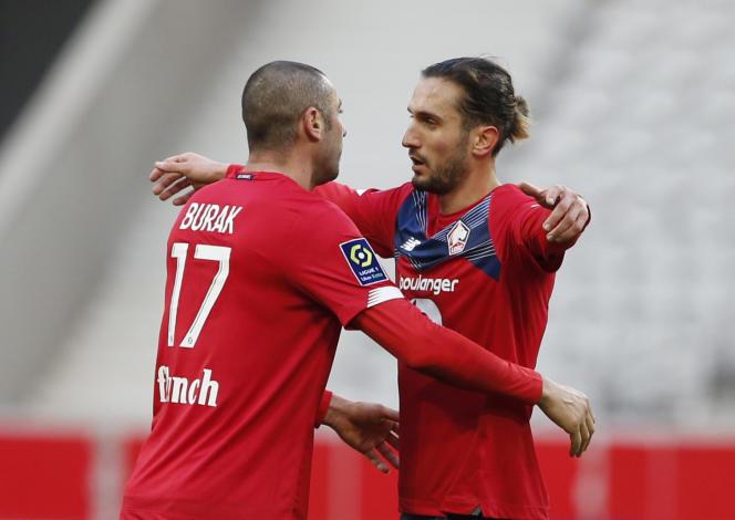 Burak Yilmaz et Yusuf Yazici, le duo d'attaque turc du Losc, a encore rayonné ce dimanche après-midi face à Monaco, lors de la 13e journée de Ligue 1.