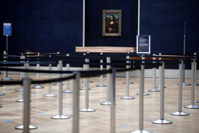 Museums ask to reopen very quickly, even partially