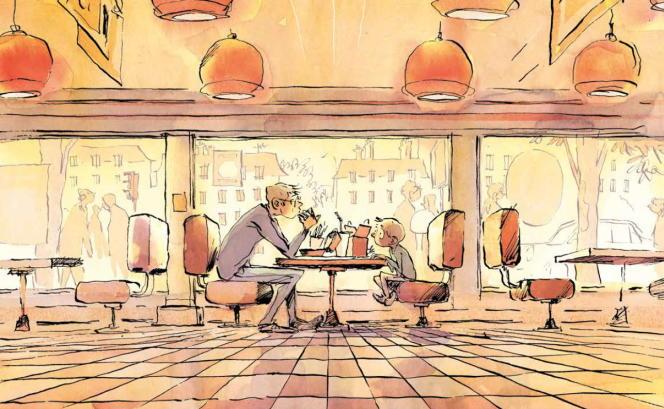 «La Grande Ecole», de Nicolas Mathieu et Pierre-Henry Gomont (Actes Sud Junior).