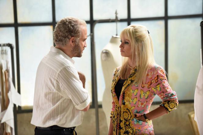 Edgar Ramirez, dans le rôle de Gianni Versace, et Penelope Cruz, dans celui de sa sœur Donatella,dans la saison2 d'«American Crime Story», consacrée à l'assassinat du couturier italien.