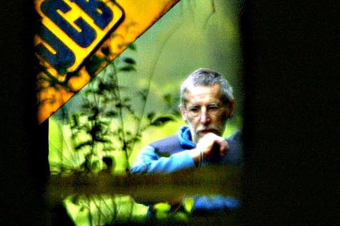 Michel Fourniret, le 4 juillet 2004au domaine du Sautou (Ardennes).