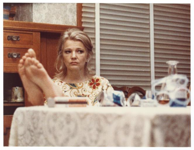 Gena Rowlands dans« Une femme sous influence», de John Cassavetes (1974).