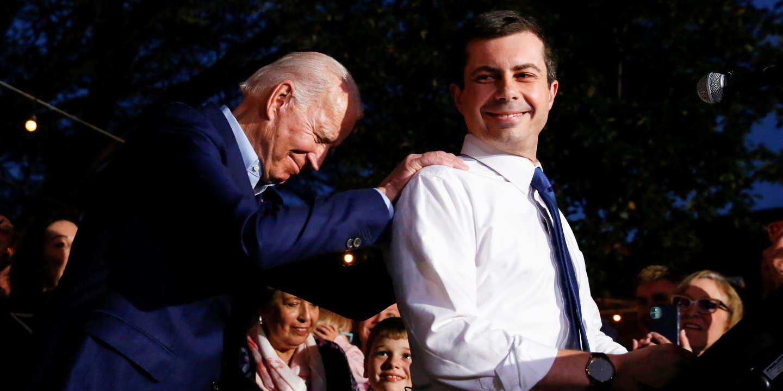 Elections américaines : Joe Biden choisit son ancien rival Pete Buttigieg comme ministre des transports