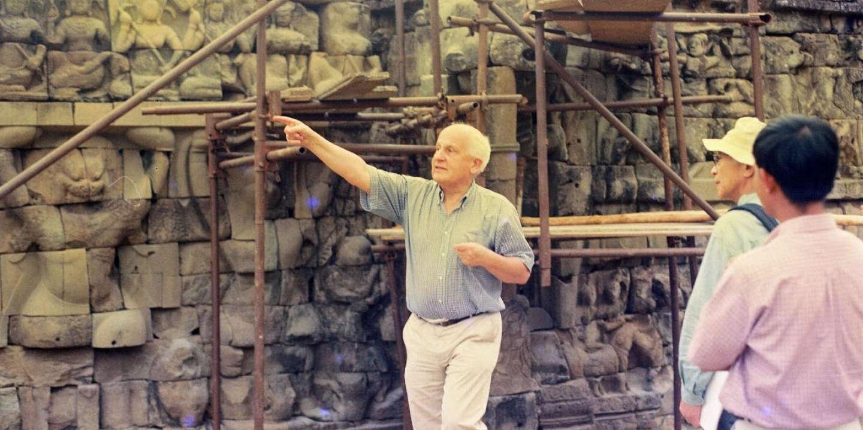 Jacques Dumarçay, le grand architecte au chevet d'Angkor, est mort