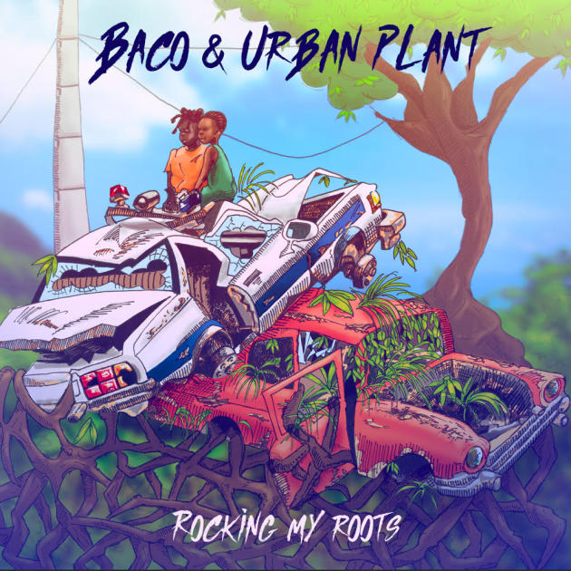 «Rocking My Roots», de Baco &Urban Plant.