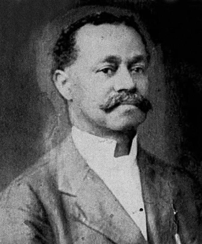 Charles Henry Turner (1867-1923). Photo non datée.