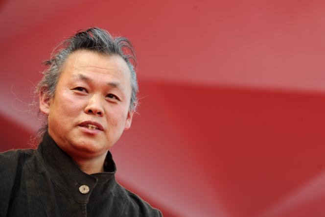 Kim Ki-Duk, en 2012, lors de la Mostra de Venise.