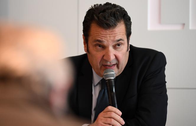 Didier Coelho a négocié les droits de télévision du football français avec Medipro tout en présidant la Ligue de football professionnel.