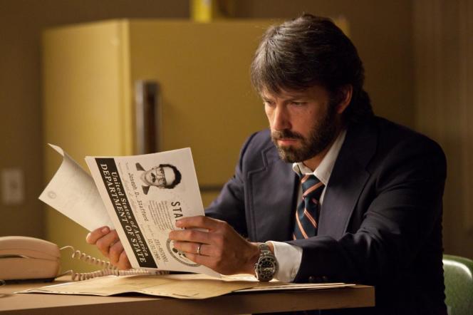 Ben Affleck incarneTony Mendez dans le film« Argo» (2012), qu'il a également réalisé.