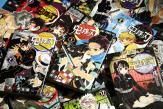 Edition: la croissance hors norme des mangas en France