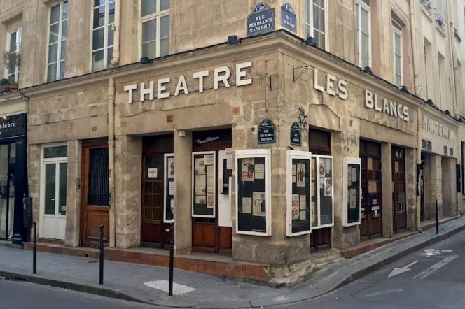 La façade des Blancs-Manteaux dans le quartier du Marais, à Paris, en 2016.