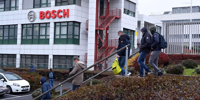 «On se sent abandonnés par les politiques»: à Rodez, les salariés de Bosch craignent d'être «les sacrifiés» du diesel