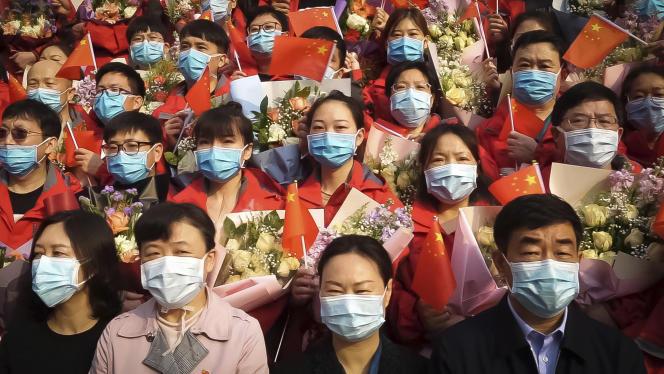 Le documentaire «In the Same Breath», de Nanfu Wang.