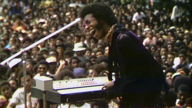 «Summer of Soul», premier film réalisé par le musicien noir américain Questlove.