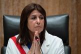 Michèle Rubirola, nouvellement élue maire de Marseille (EELV), le 4 juillet 2020, à Marseille.