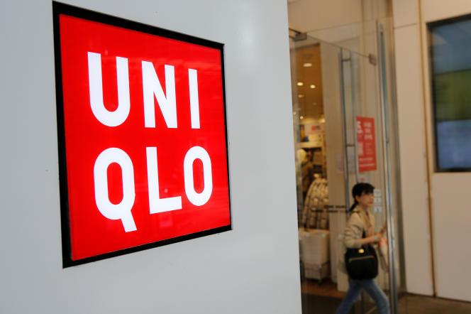 Un magasin Uniqlo, dans le quartier touristique de Myeongdong, à Séoul, la capitale sud-coréenne, en octobre 2019.