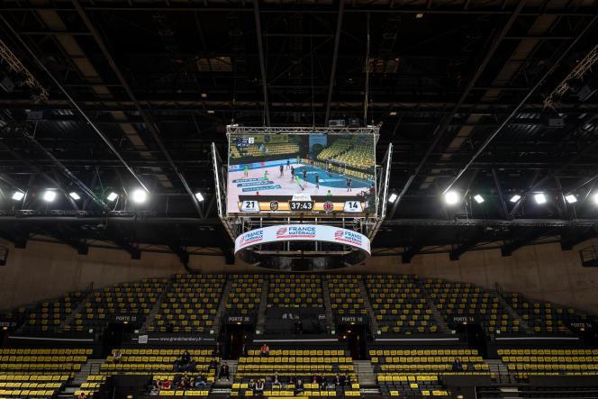 Le 11 décembre, Chambéry accueille Ivry dans le cadre de la douzième journée du championnat de France de Handball de 1ère division. Le match est joué à huis clos, sans public.