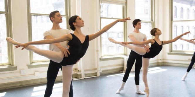 La Schoolof American Ballet (SAB) a été créée par le chorégraphe George Balanchine.