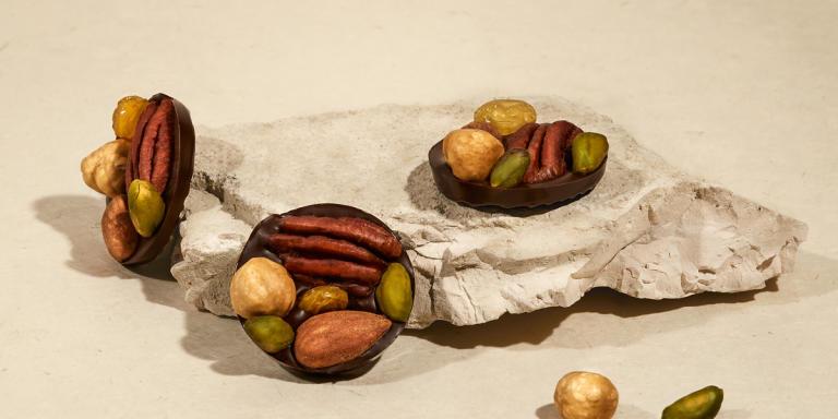 Chocolaterie Maison Damyel: mendiant