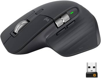 Une alternative plus avancée Logitech MX Master 3