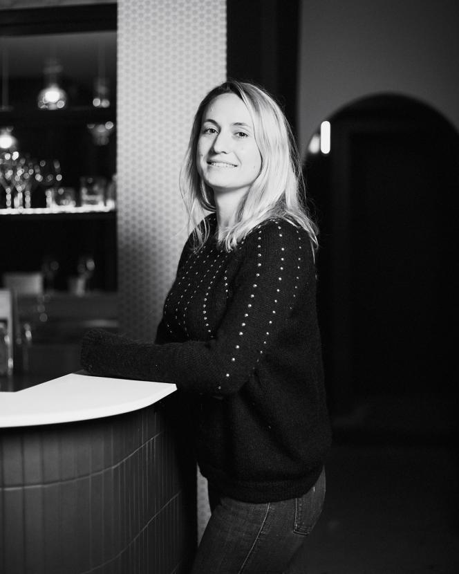 Jennifer Hart-Smith, à Paris, le 5 novembre 2020.