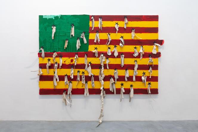 «Ossements», série «Etats désunis d'Afrique», de Nu Barreto, 2018.
