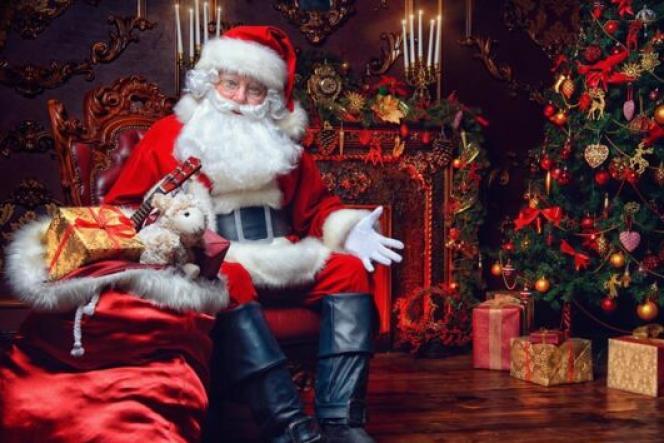 L'illustrateur américain Thomas Nast sera le premier à proposer la représentation du Père Noël tel qu'on le connaît aujourd'hui: un vieillard jovial, barbu, fumant la pipe.