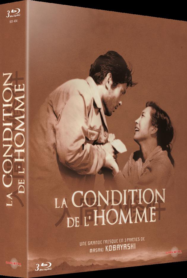Coffret«La Condition de l'homme» Bmu-ray.