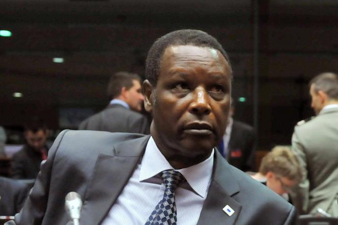 Pierre Buyoya, alorsreprésentant de l'Union africaine pour le Mali et le Sahel, à Bruxelles, en février 2013.