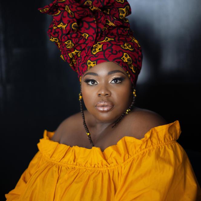 Gaëlle Prudencio. Cette franco-béninoise de 37 ans raconte son quotidien en taille 54 sur les réseaux sociauxpour offrir « la plus belle » des visibilités aux personnes rondes et permettre aux femmes africaines à accepter leur corps.