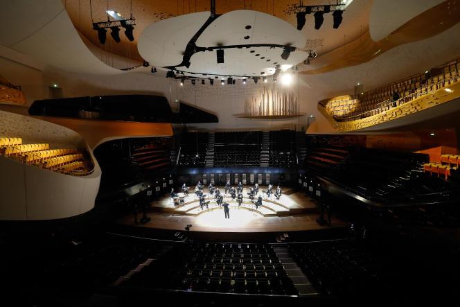 A la Philharmonie de Paris, le 27 mai.